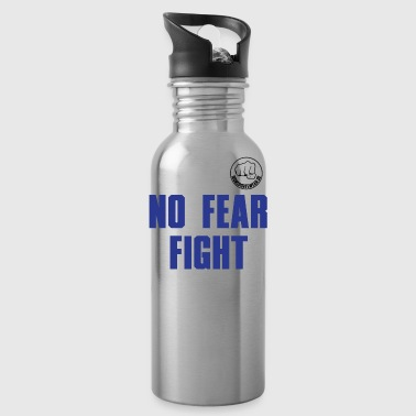 NO FEAR FIGHT - Trinkflasche