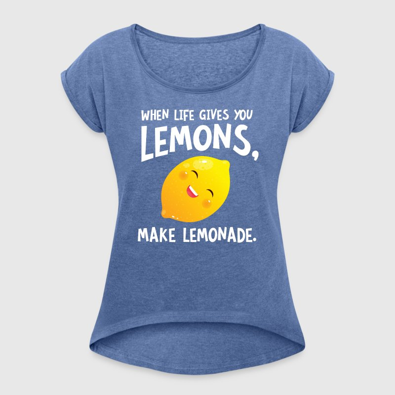 When live gives you lemons make lemonade t shirt with for Be creative or die shirt