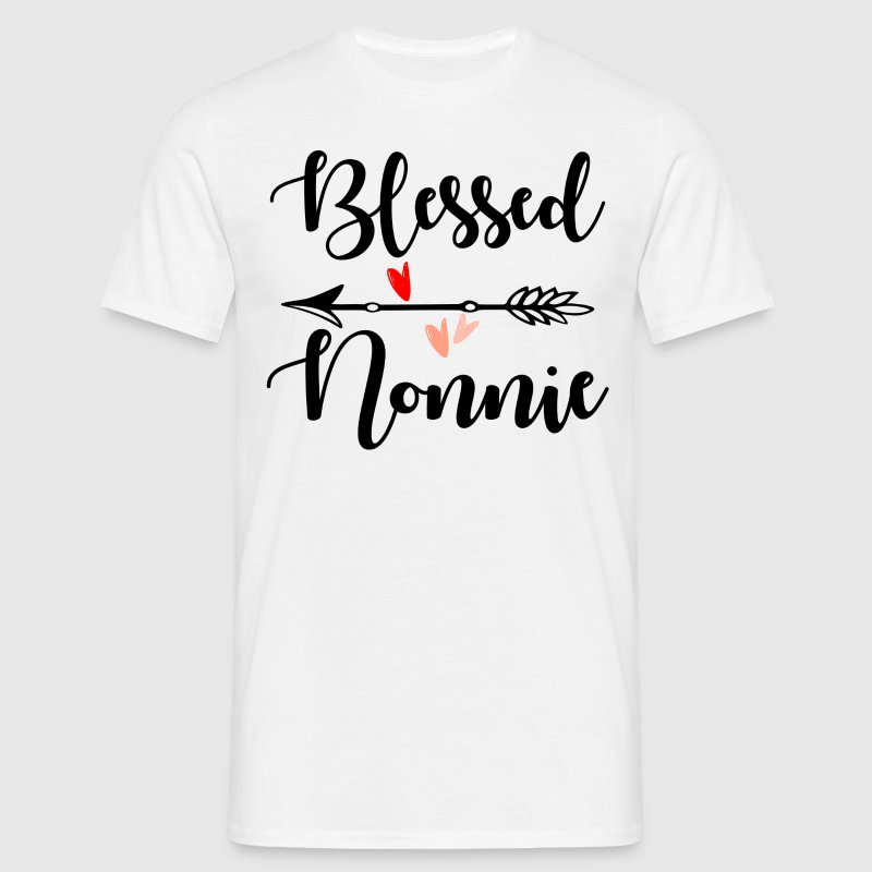 Blessed Nonnie T-Shirts - Men's T-Shirt