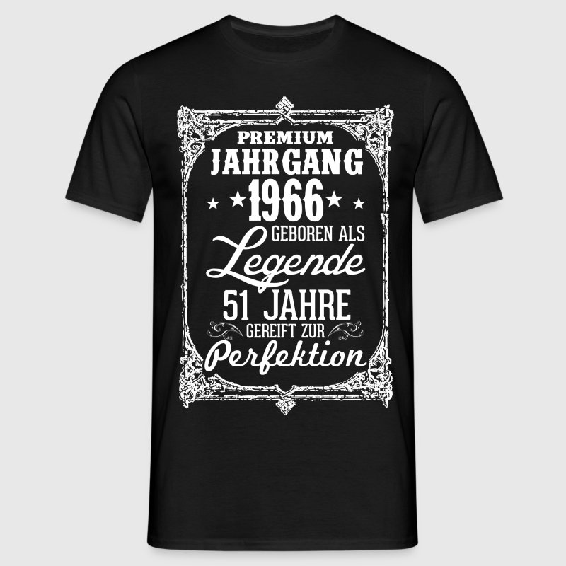 51 - perfection - 2017 - DE 1966-légende Tee shirts - T-shirt Homme