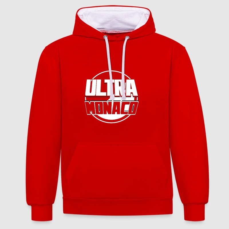 Ultra Monaco Sweat-shirts - Sweat-shirt contraste