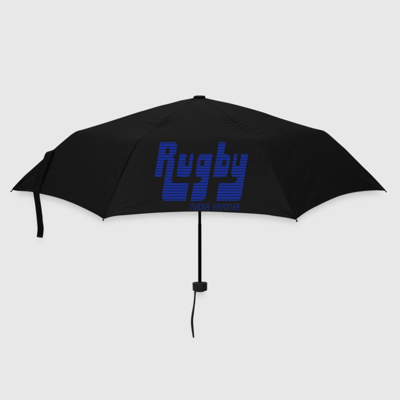 Rugby life style 2 Parapluies - Parapluie standard