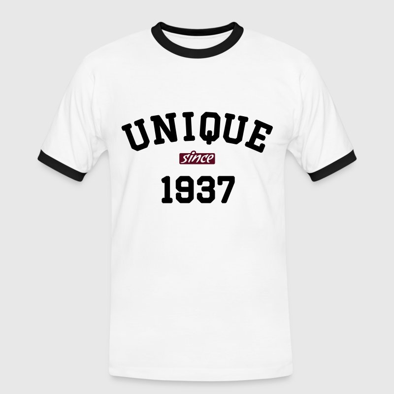 uni1937 Tee shirts - T-shirt contraste Homme