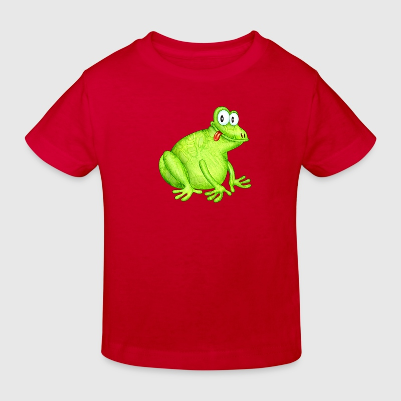 Happy - Kinderen Bio-T-shirt