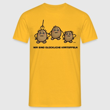 suchbegriff 39 kartoffel comic 39 t shirts online bestellen. Black Bedroom Furniture Sets. Home Design Ideas