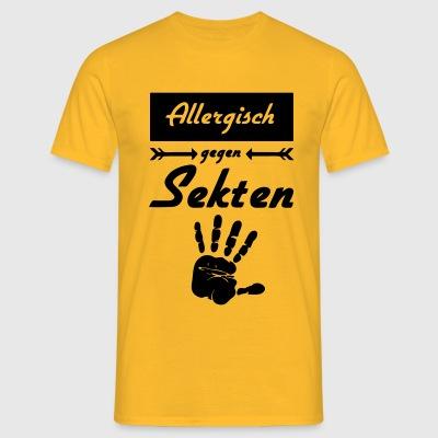 suchbegriff 39 sekte lustig 39 t shirts online bestellen spreadshirt. Black Bedroom Furniture Sets. Home Design Ideas