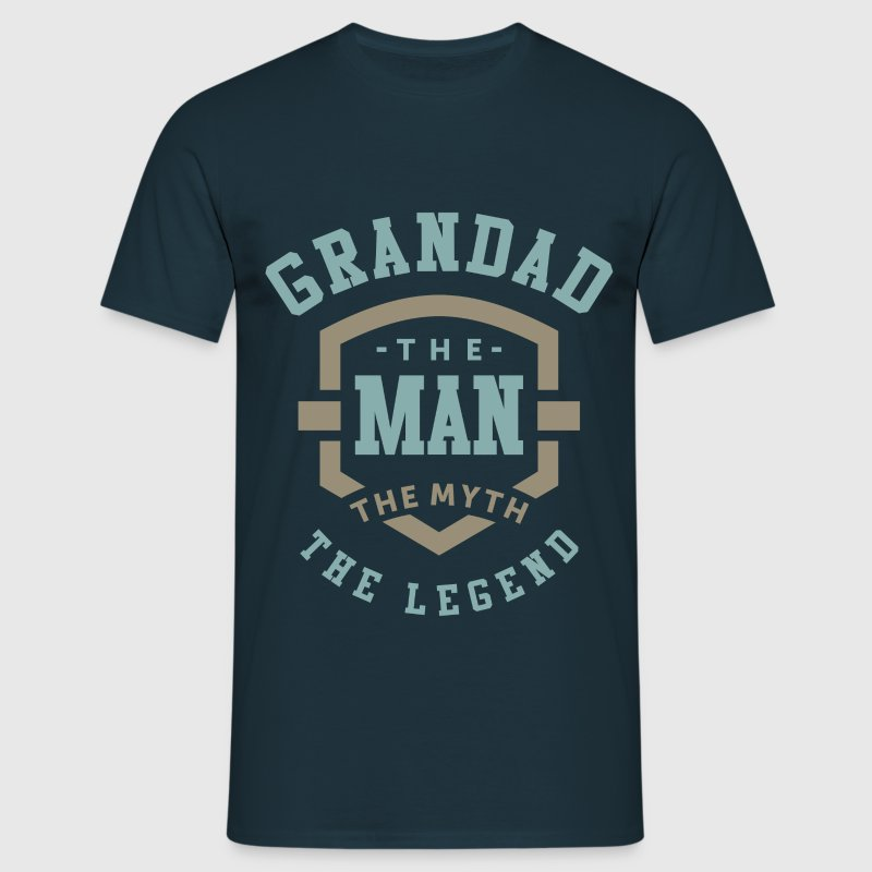 Grandad The Legend - Men's T-Shirt