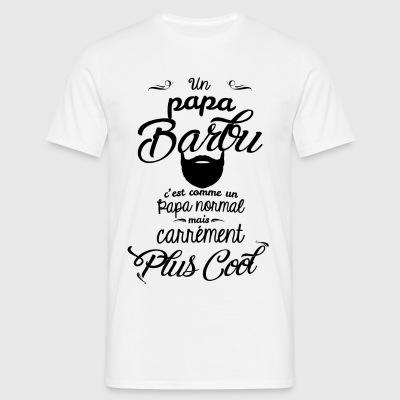 tee shirt papa commander en ligne spreadshirt. Black Bedroom Furniture Sets. Home Design Ideas