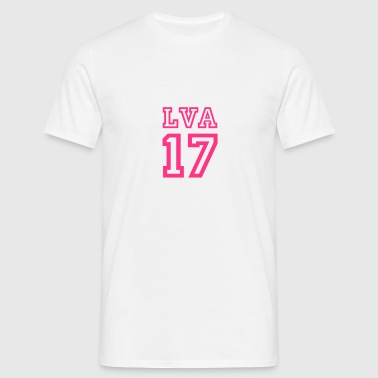 LATVIA 2017 - Men's T-Shirt