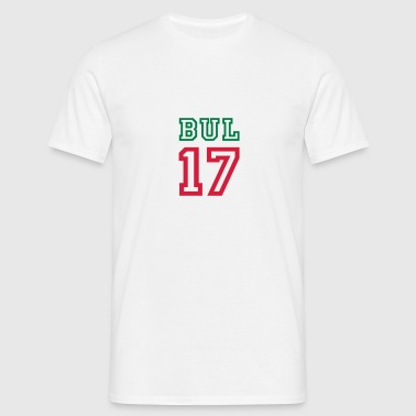 BULGARIA 2017 - Men's T-Shirt
