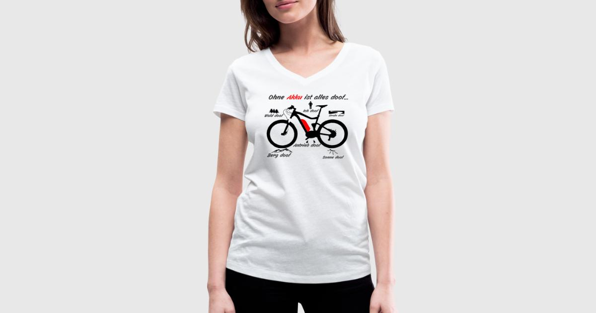 ohne akku ist alles doof t shirt spreadshirt. Black Bedroom Furniture Sets. Home Design Ideas