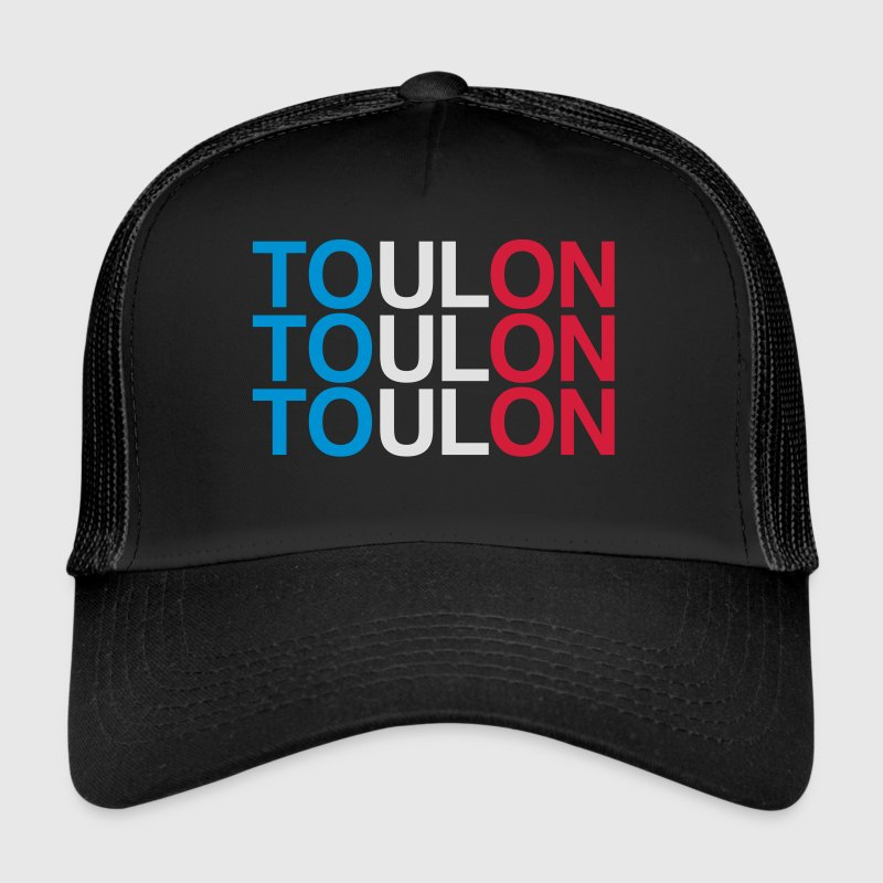 TOULON - Trucker Cap