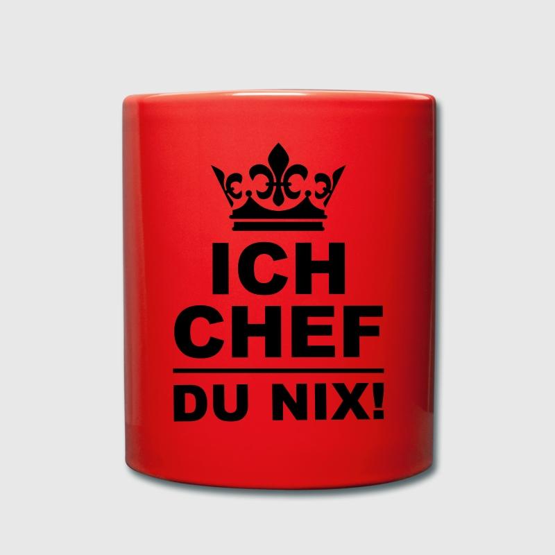 Ich Chef Du Nix