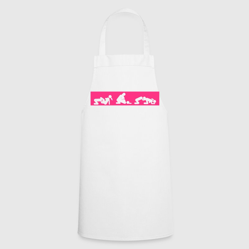 Band sex icon position love kama 3  Aprons - Cooking Apron
