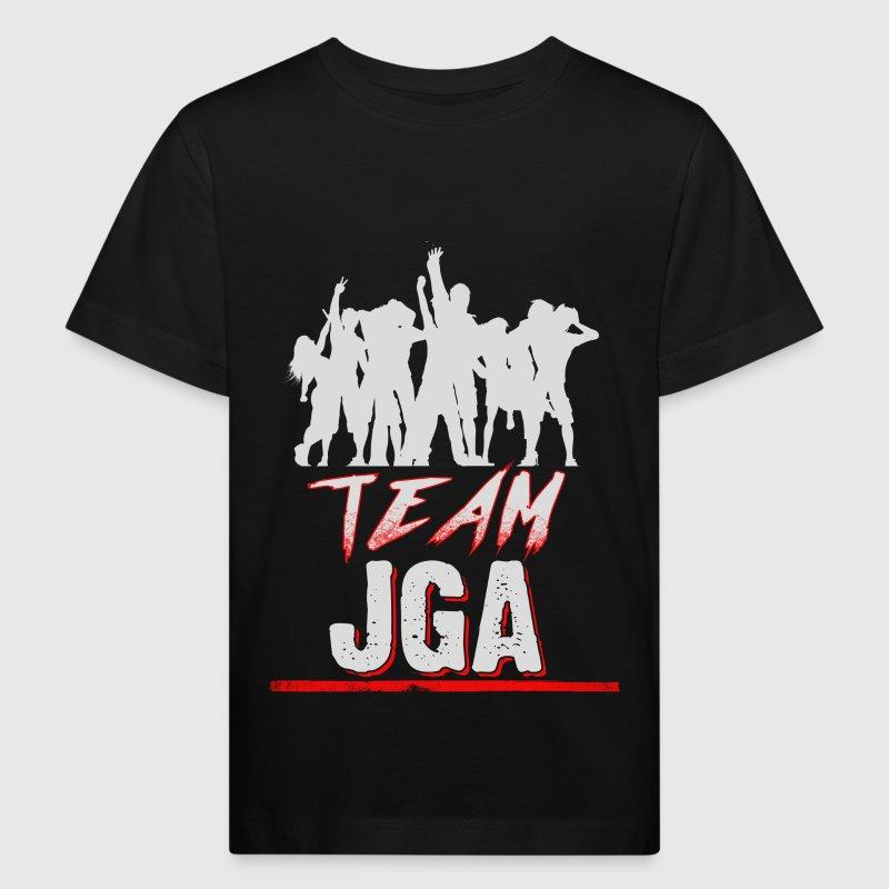 Jga stag team t shirt spreadshirt for Jga t shirt sprüche