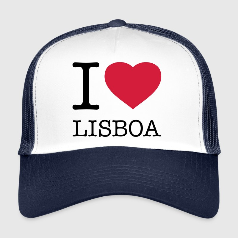 I LOVE LISBOA - Trucker Cap