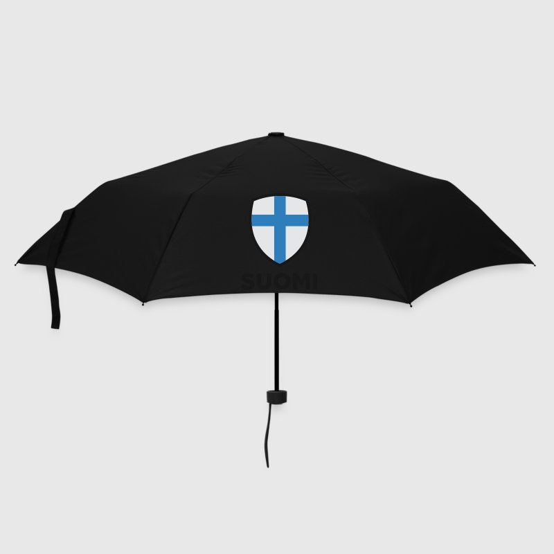 Navy Finland Emblem Big 2 (3c, NEU) Umbrellas - Umbrella (small)