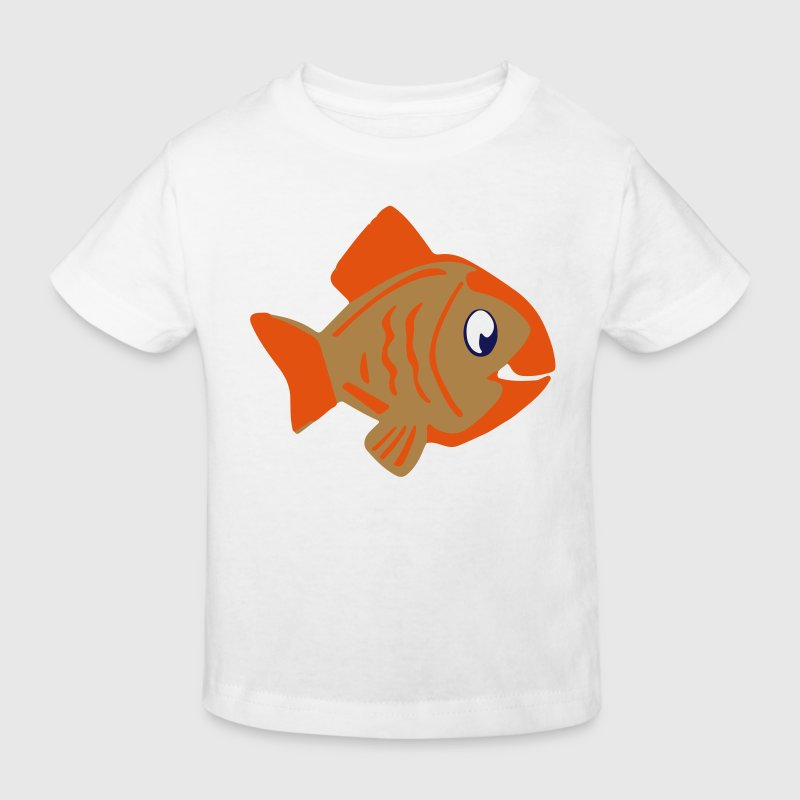 Fish Shirts - Kids' Organic T-shirt