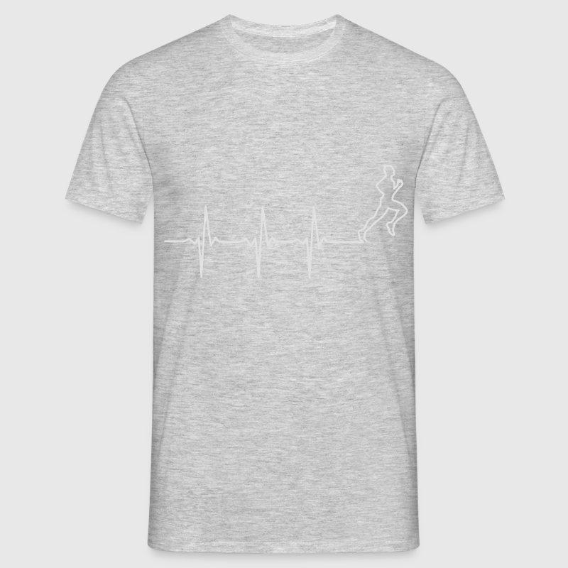 runner shirt design t shirt spreadshirt