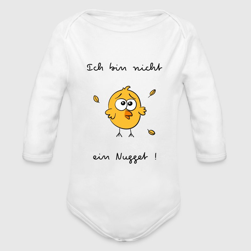 ich bin nicht ein nugget baby body spreadshirt. Black Bedroom Furniture Sets. Home Design Ideas