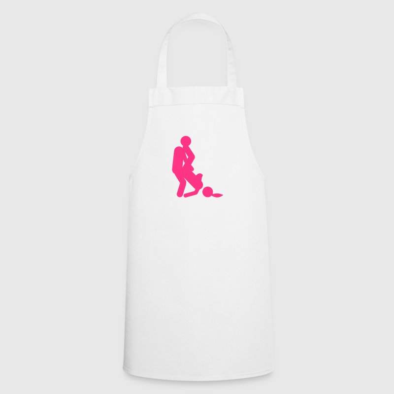 Sex position love couple icon kama_2404)  Aprons - Cooking Apron