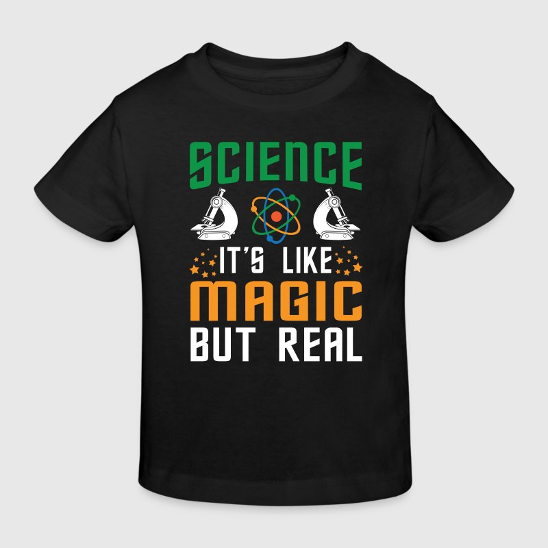 SCIENCE it's like magic T-shirts - Ekologisk T-shirt barn