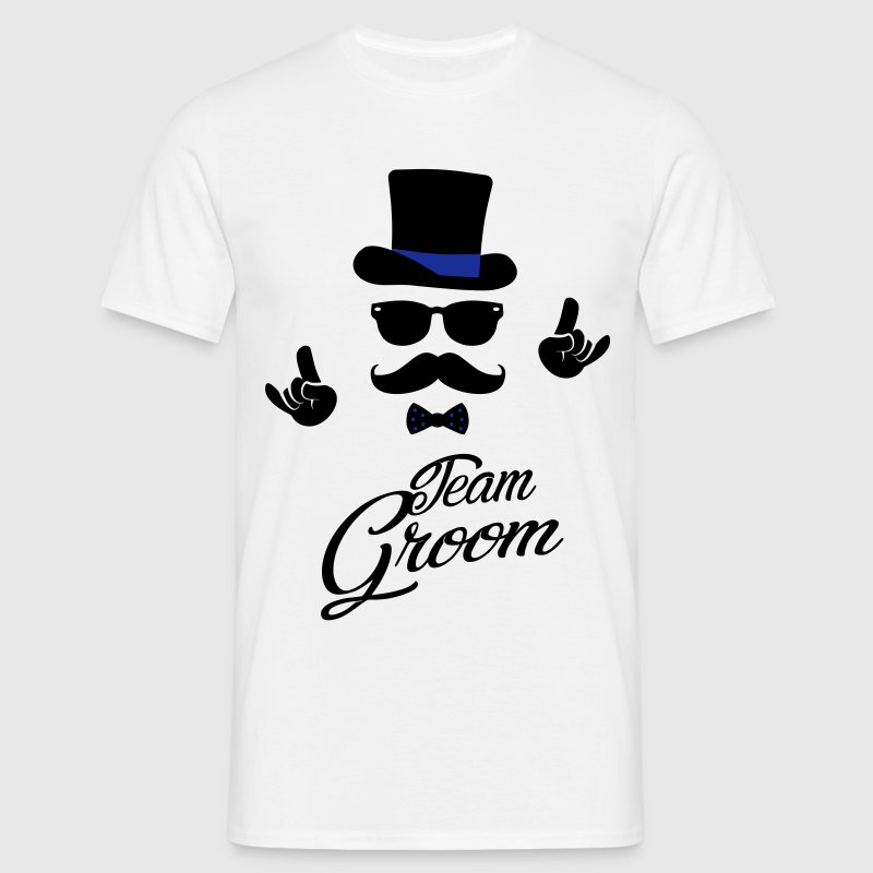 Groom Wedding Marriage Stag Hen Night 4 Bachelor T-Shirts - Men's T-Shirt