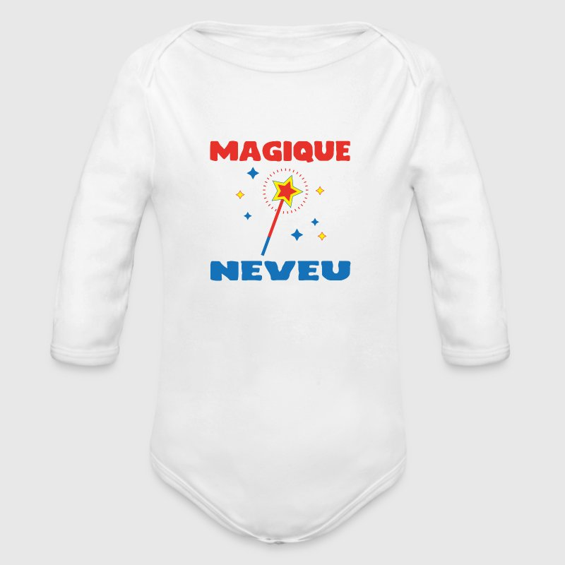 Body b b magique neveu spreadshirt - Code promo berceau magique frais port ...