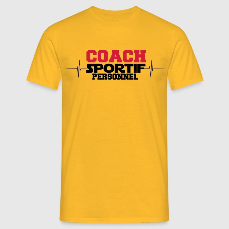 coach sportif personnel Tee shirts - T-shirt Homme