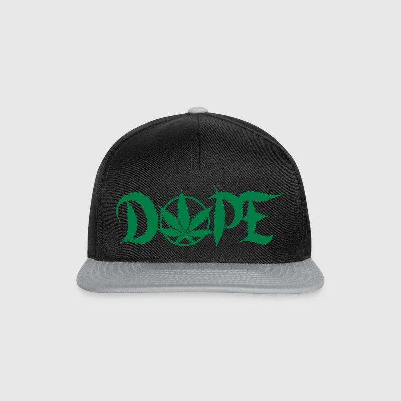 dope snapback cap spreadshirt