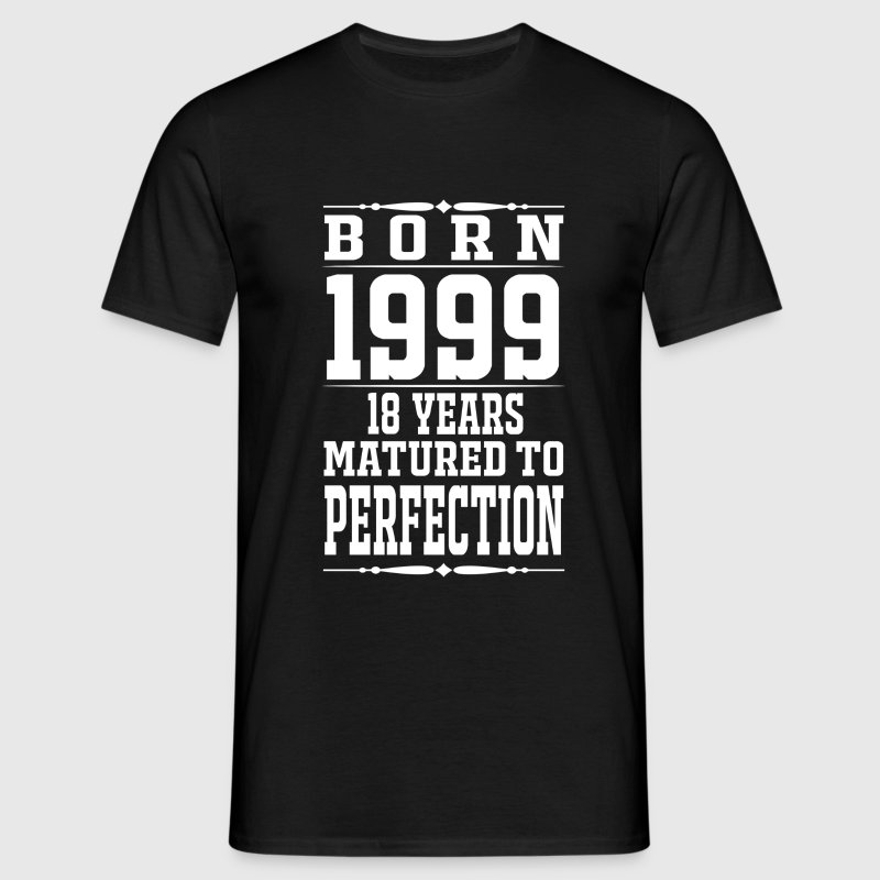 1999 – perfection de 18 ans - 2017 - fr Tee shirts - T-shirt Homme