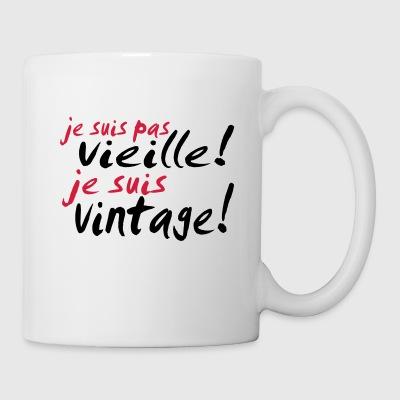 bouteilles et tasses vintage commander en ligne spreadshirt. Black Bedroom Furniture Sets. Home Design Ideas
