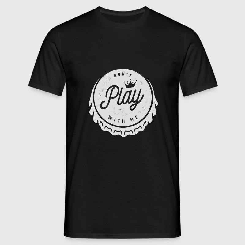 player-caps-biere Tee shirts - T-shirt Homme