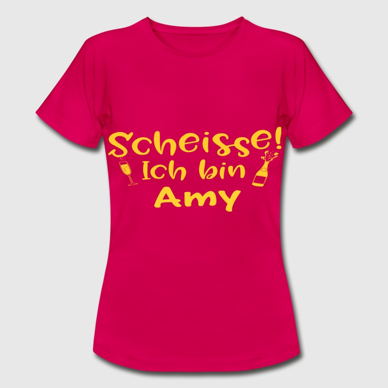 Amy T-Shirts - Frauen T-Shirt