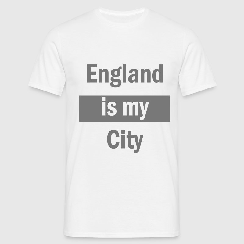 England Is My City T-Shirt - Men's T-Shirt