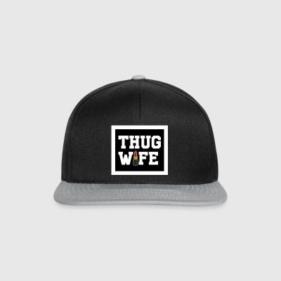 Thug Wife Bags & Backpacks - Snapback Cap