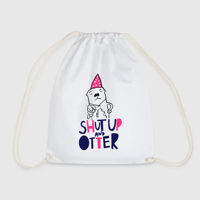Shut up and Otter!  - Turnbeutel