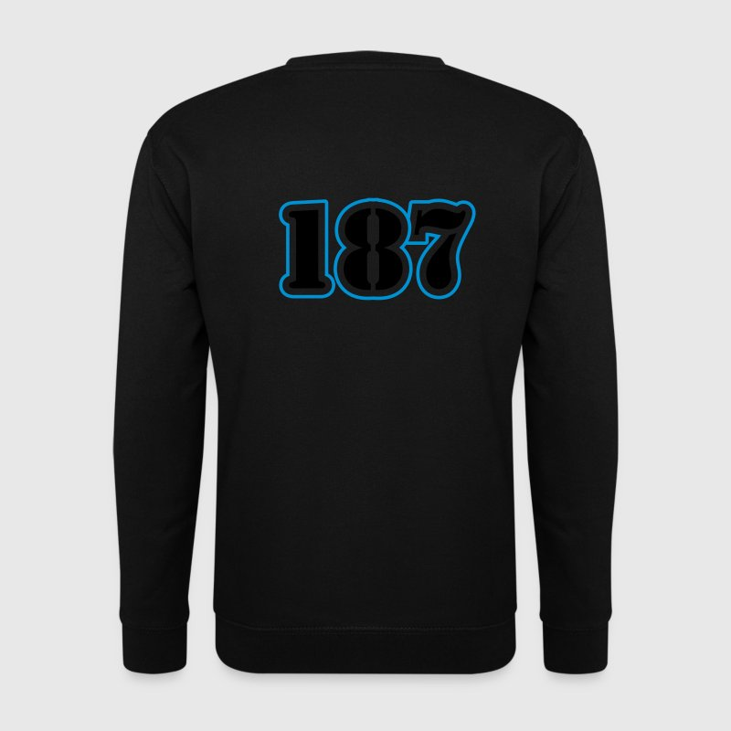 187 - Men's Sweatshirt