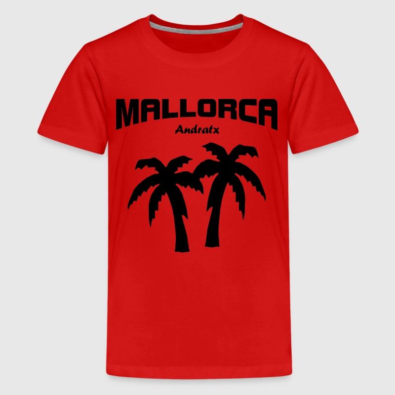 Mallorca Andratx T Shirt