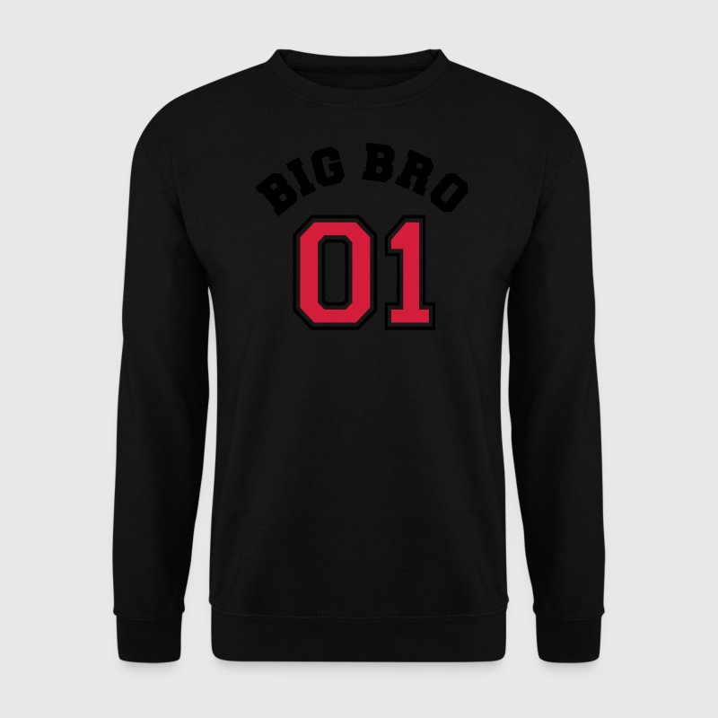 Big Bro 01 - Big Brother Sweaters - Mannen sweater