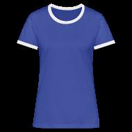 Liebe Spruch Herz T Shirts   Frauen Kontrast T Shirt