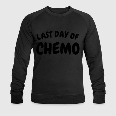 last day of chemo T-Shirts - Men's Organic Sweatshirt by Stanley & Stella