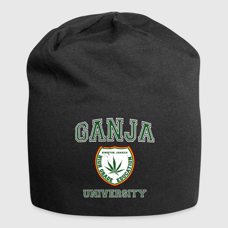 Ganja University Caps & Hats - Jersey Beanie
