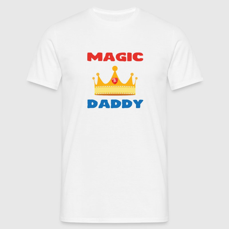 Magic daddy T-Shirts - Men's T-Shirt