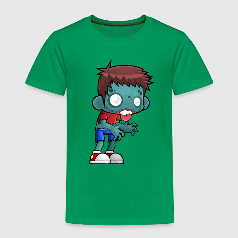 Zombie-Kind - Kinder Premium T-Shirt