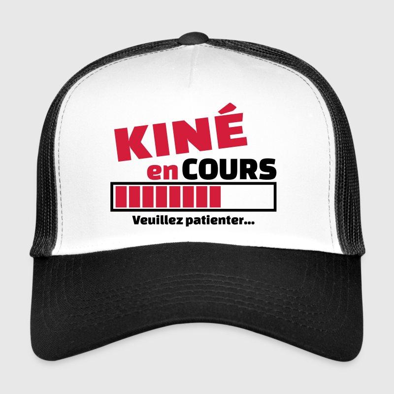 Trucker cap kin en cours spreadshirt - Code promo private sport shop frais de port ...