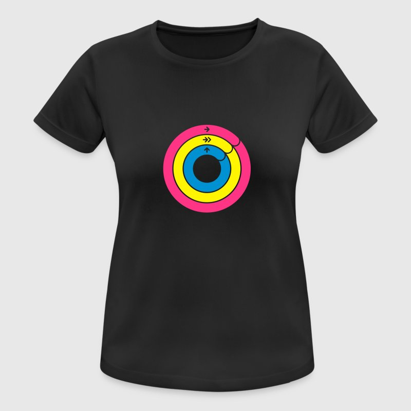 Activity T-Shirts - Women's Breathable T-Shirt