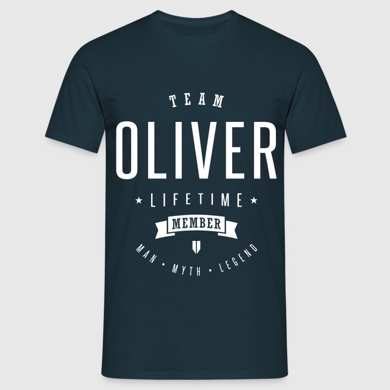 Team Oliver - Men's T-Shirt