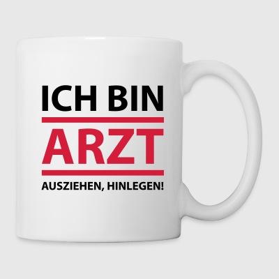 suchbegriff 39 notarzt 39 tassen zubeh r online bestellen spreadshirt. Black Bedroom Furniture Sets. Home Design Ideas