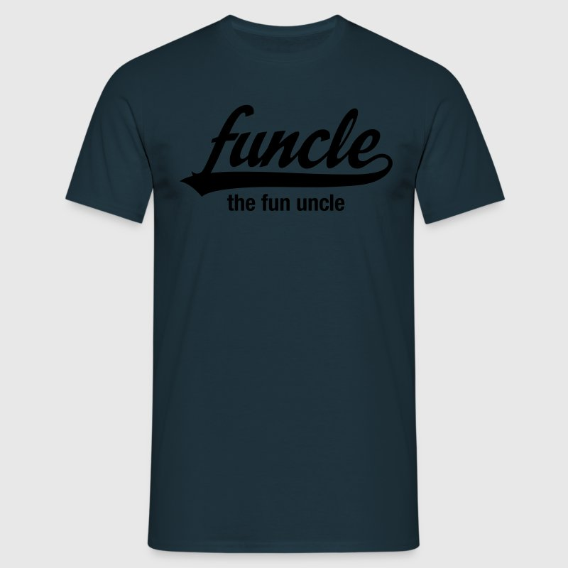 Funcle - The Fun Uncle T-shirts - Herre-T-shirt
